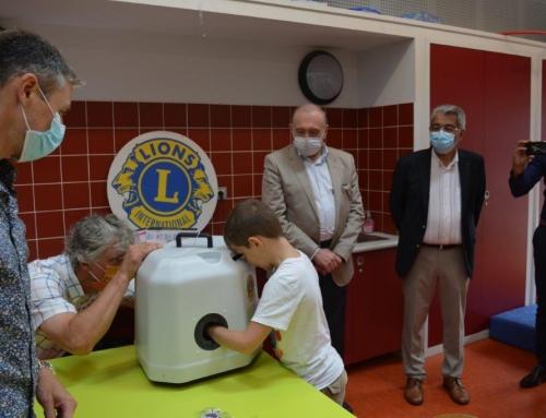 Le Lions Club d'Arcachon Côte d'Argent, un organisme au service des citoyens et des hôpitaux