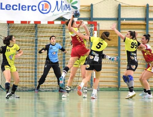 Partager l'amour du handball, le défi de l'US Mios Biganos Handball.